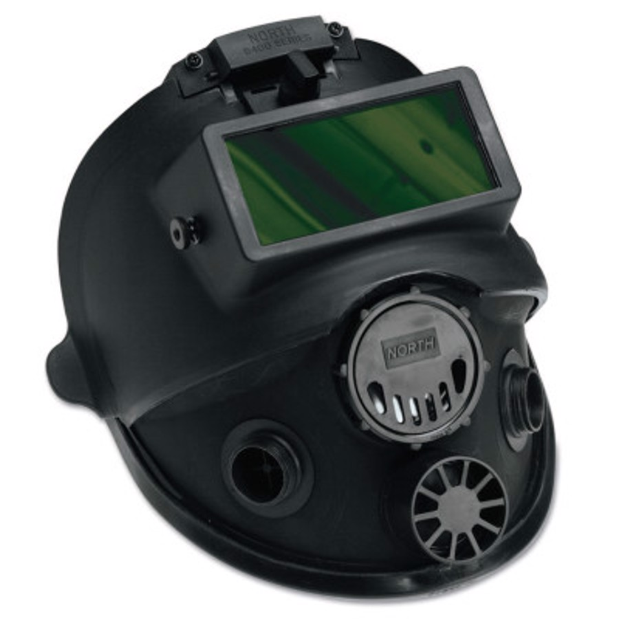 7600 Series Full Facepiece With Welding Attachment
