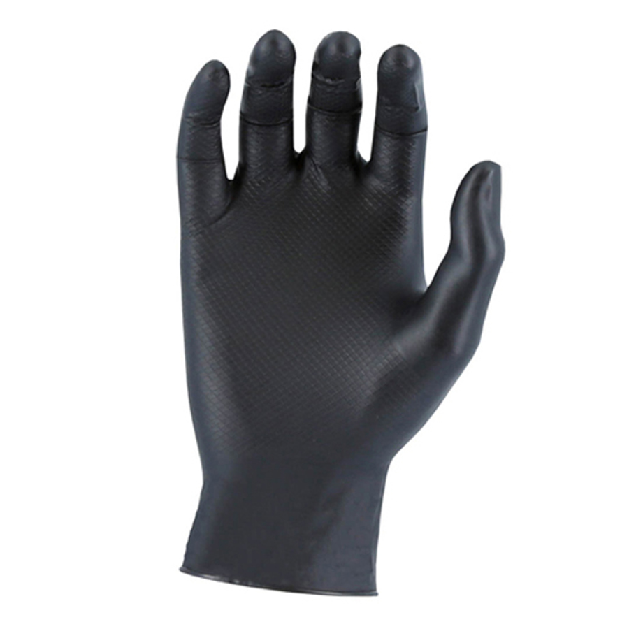3276AK Super Grip Disposable Gloves with Fish Scale Pattern