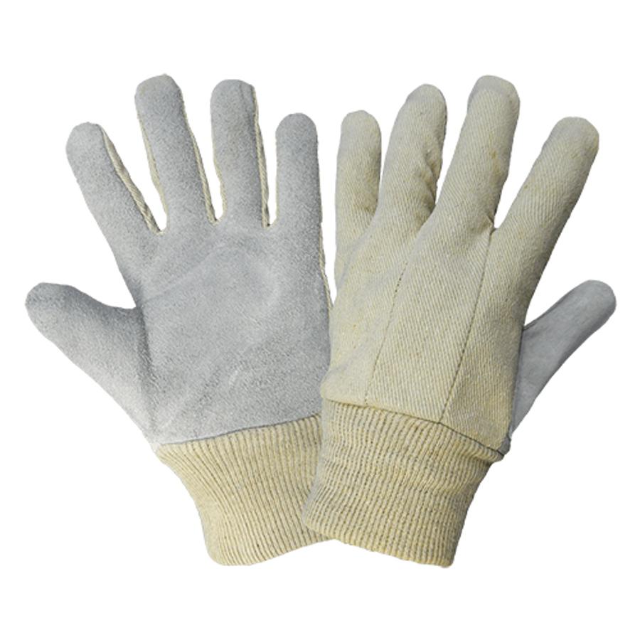 2300KW-9(L)- Leather Palm Clute Cut Glove