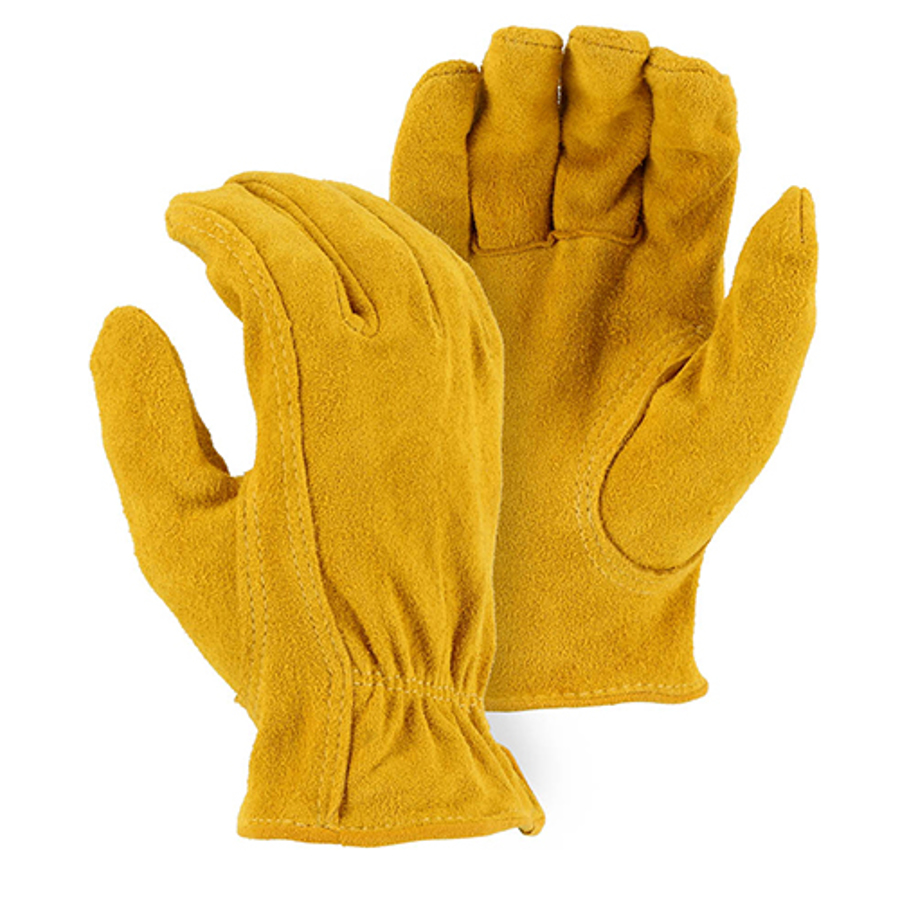 1537 A-Grade Split Deerskin Drivers Glove