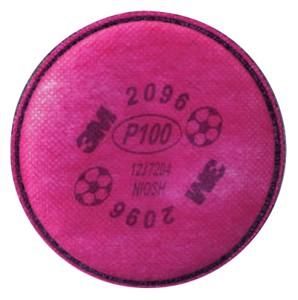 2000 Series Filters, Acid Gases, P100