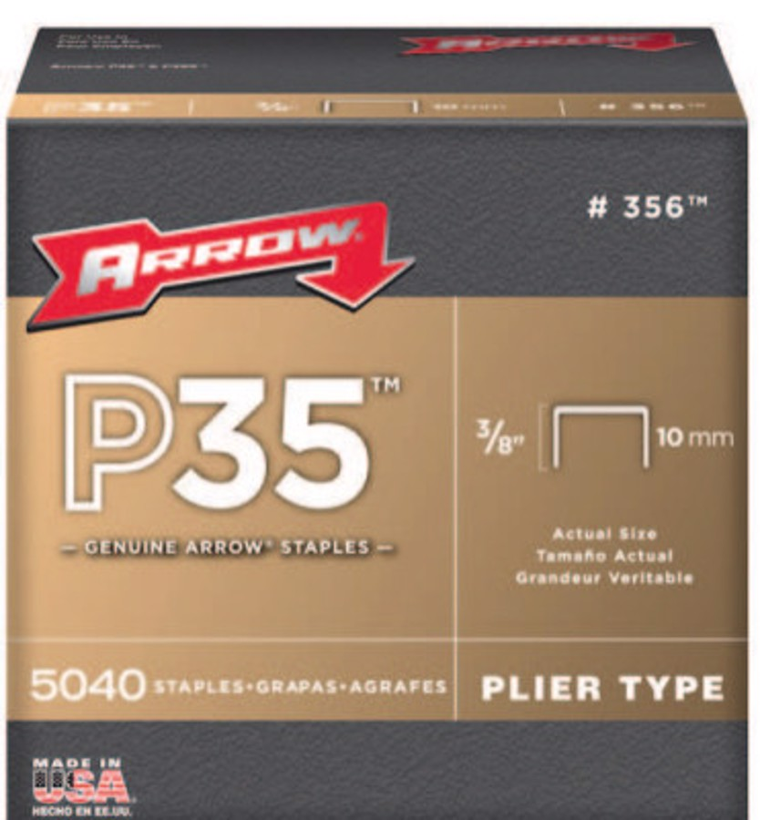 """3/8"""" Staples for P35 & P35S"""