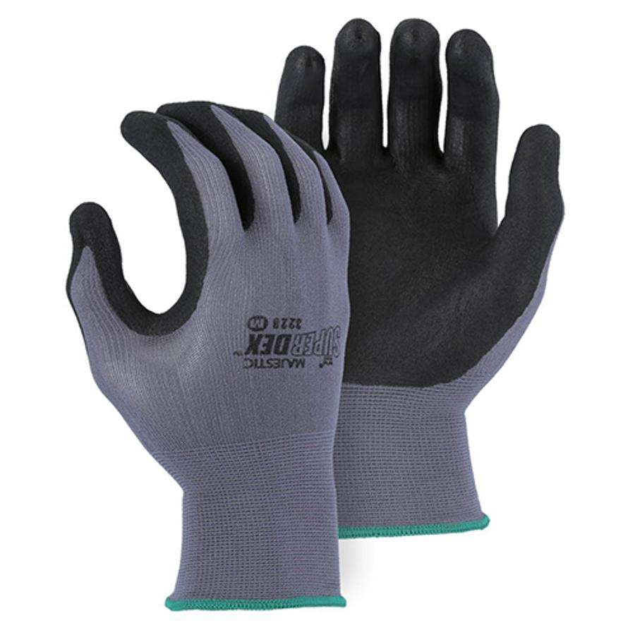 3228 SuperDex Micro Foam Nitrile Palm Coated Glove