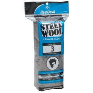 Steel Wool, Course, #3
