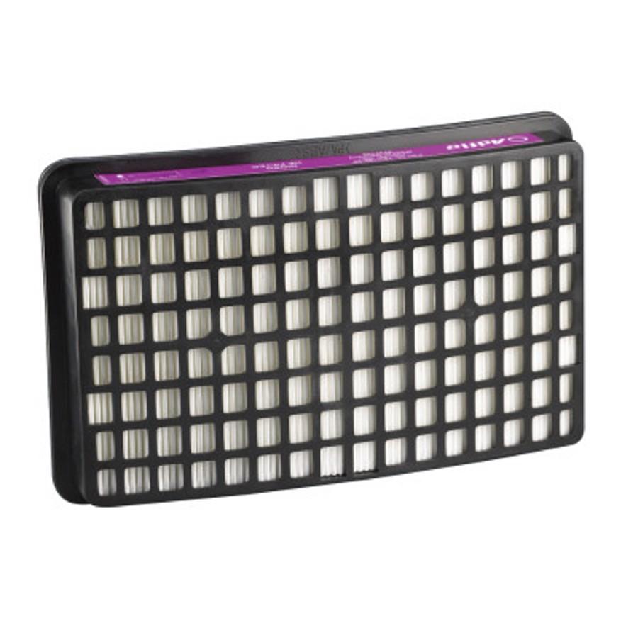 Adflo PAPR High Efficiency Particulate Filter, Magenta