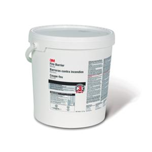 Firestop Mortar, 54901, 5 Gallon Pail