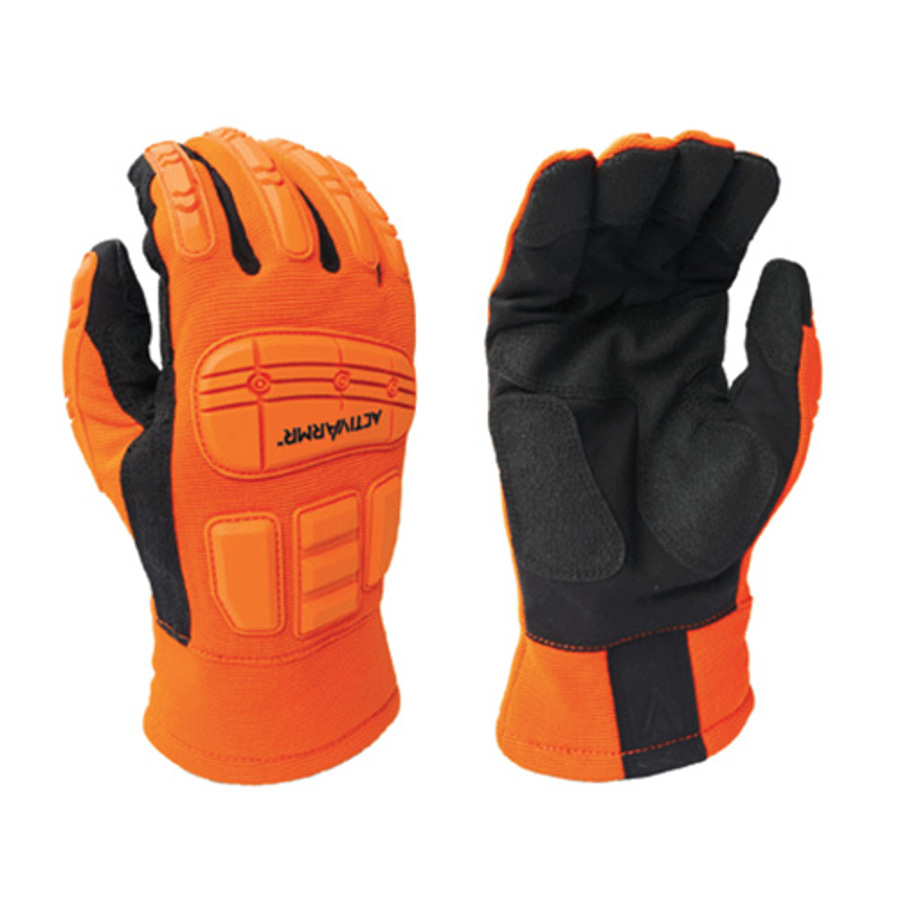 ActivArmr 97-210, X-Large Heavy Duty Hi-Vis Glove