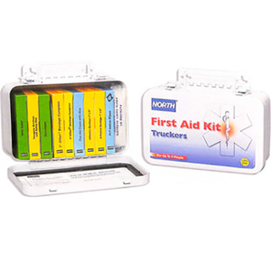 10 Units Steel First Aid Kit