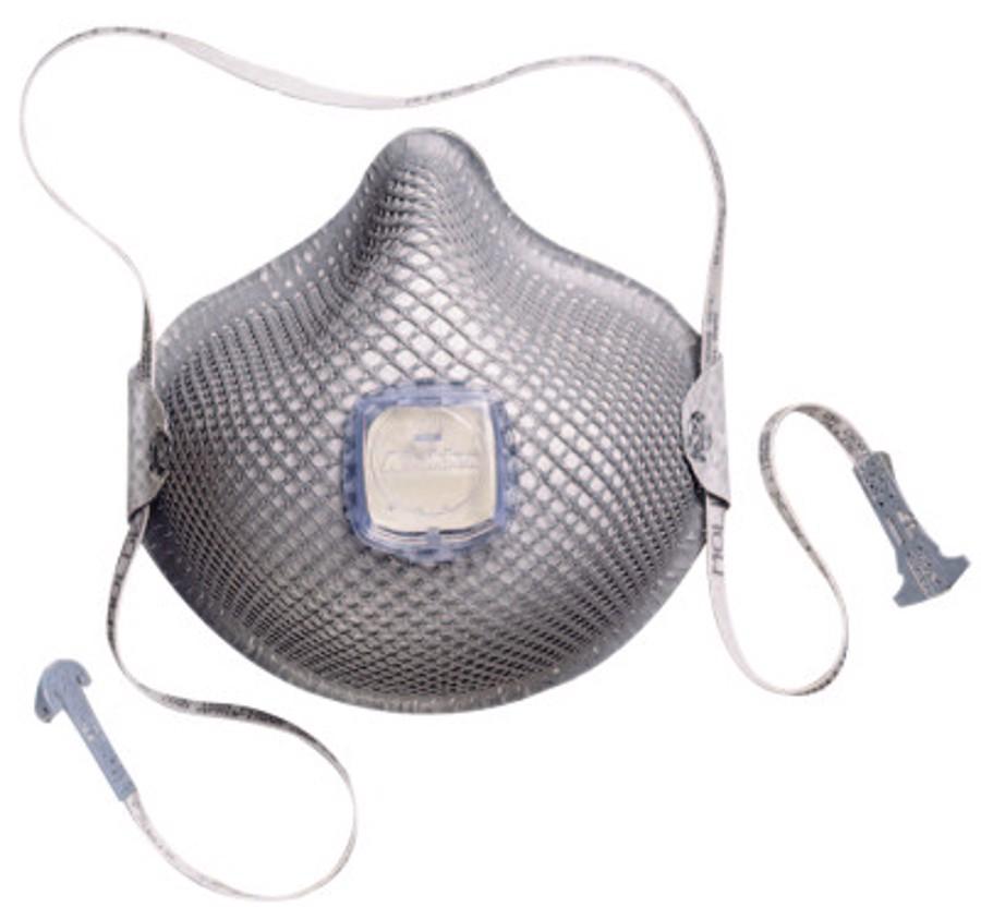 2740 Series HandyStrap R95 Particulate Respirators, Half Facepiece, M/L