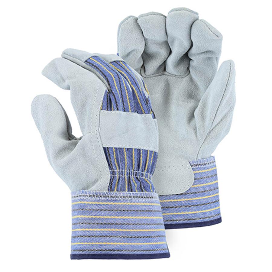 2501 Side Split Cowhide Leather Palm Work Glove