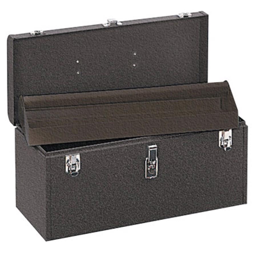 "20"" Professional Tool Box, Brown"