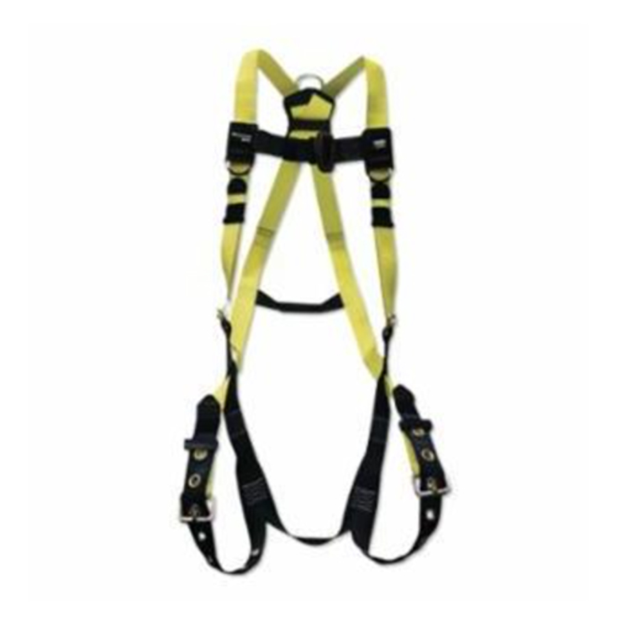 H100 Series Vest Style Harness, Yellow