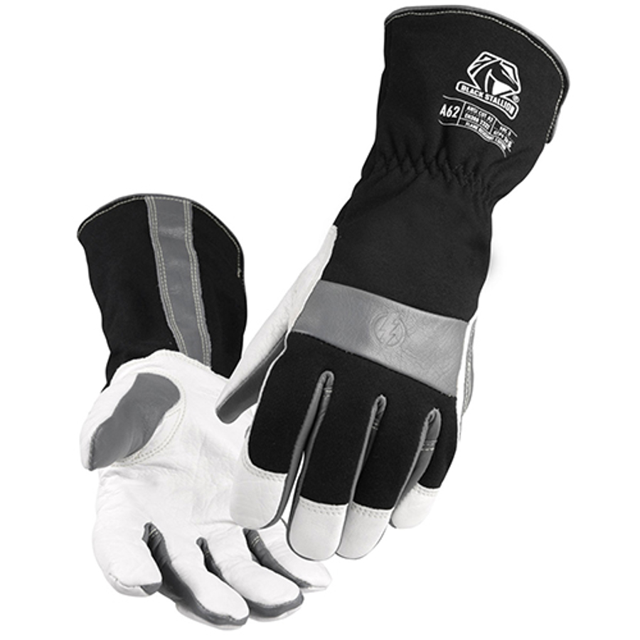 A62 ARC-Rated & Cut Resistant Cowhide Utility Glove, ANSI A2