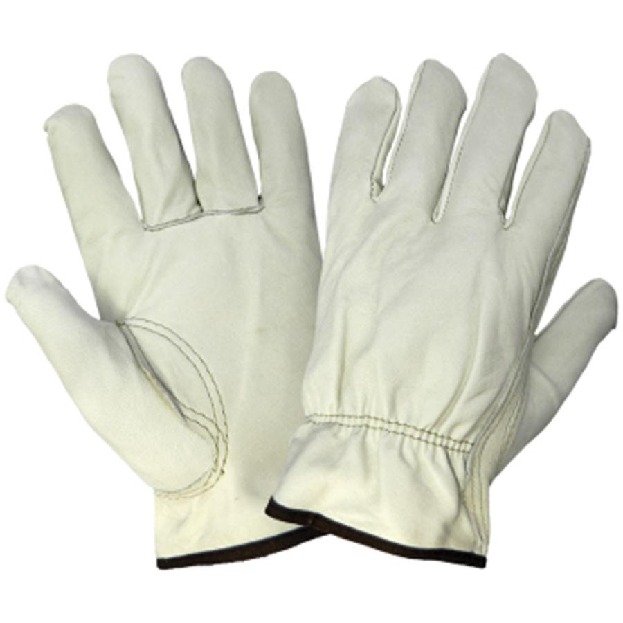 3200B, Leather, Cow Grain Driver Economy Glove