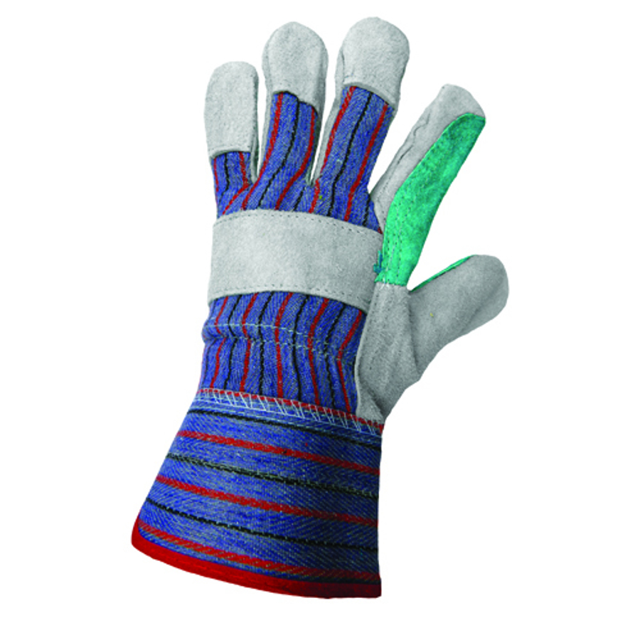 2300DP-7(S)- Leather Palm, Double Palm Glove