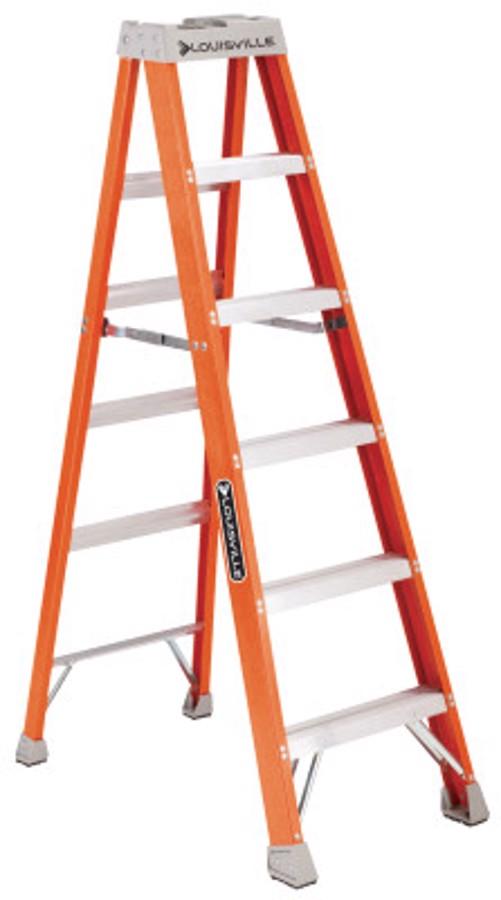 4' Fiberglass Advent Step Ladder