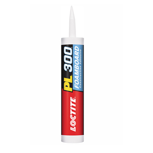 Loctite, PL300 Foam Board Adhesive