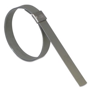"""Junior Smooth I.D. Clamps, 1/4"""" x 0.02"""" x 1"""""""