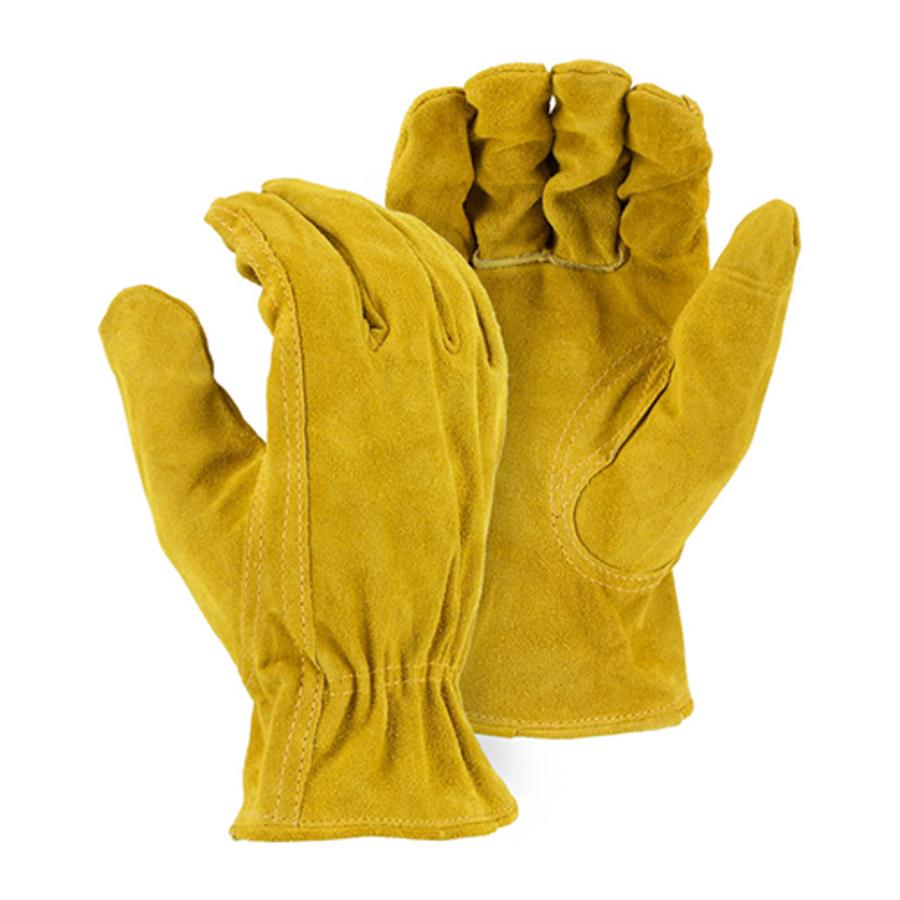 1512B Golden Cowhide Drivers Glove