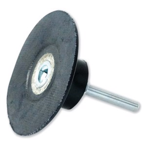 """3"""" Back-up Pad for Plastic Button Style Blending, AL-tr"""