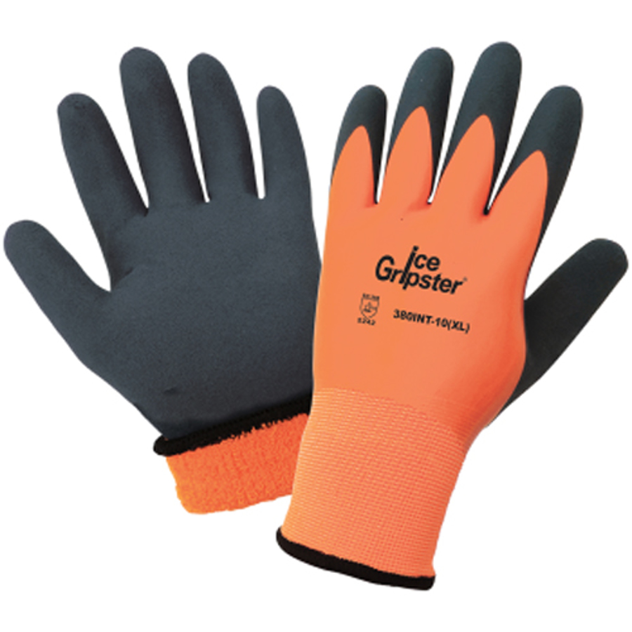 380INT Ice Gripster, Low Temperature/Freezer Gloves