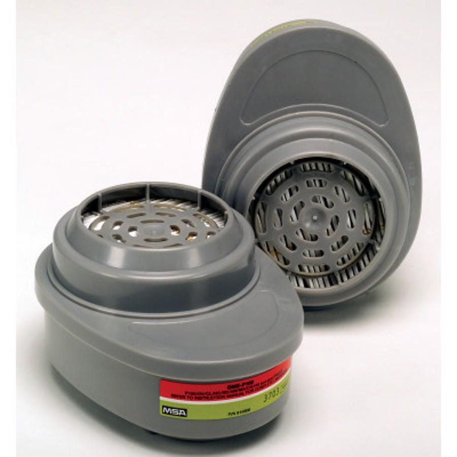 Advantage Respirator Cartridge, Multigas, GME, P100