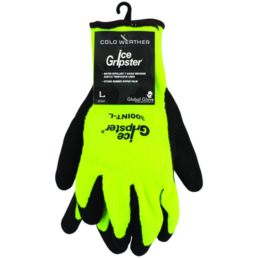 300INT Ice Gripster, General Purpose Flat Dipped Products Ice Gripster Extra Glove