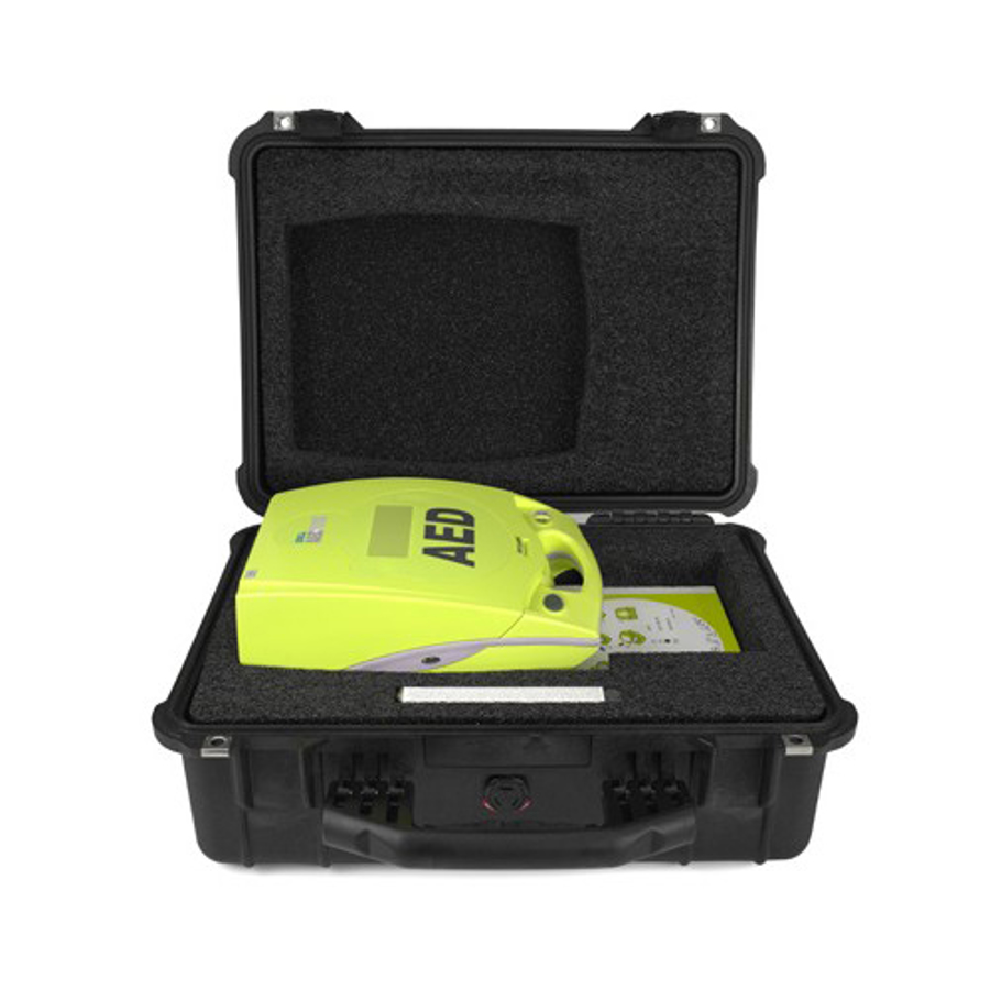 AED Plus Rugged Pelican Case, Small