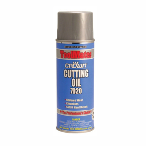 Cutting Oils, 16 oz, Aerosol Can