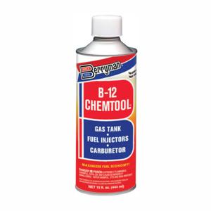 B-12 Chemtool Carburetor/Choke Cleaner, 15 oz Aersol Can, Aromatic (Toulene)