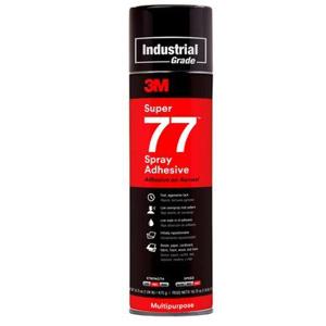 Spray Adhesive, Super 77, 24 FL OZ