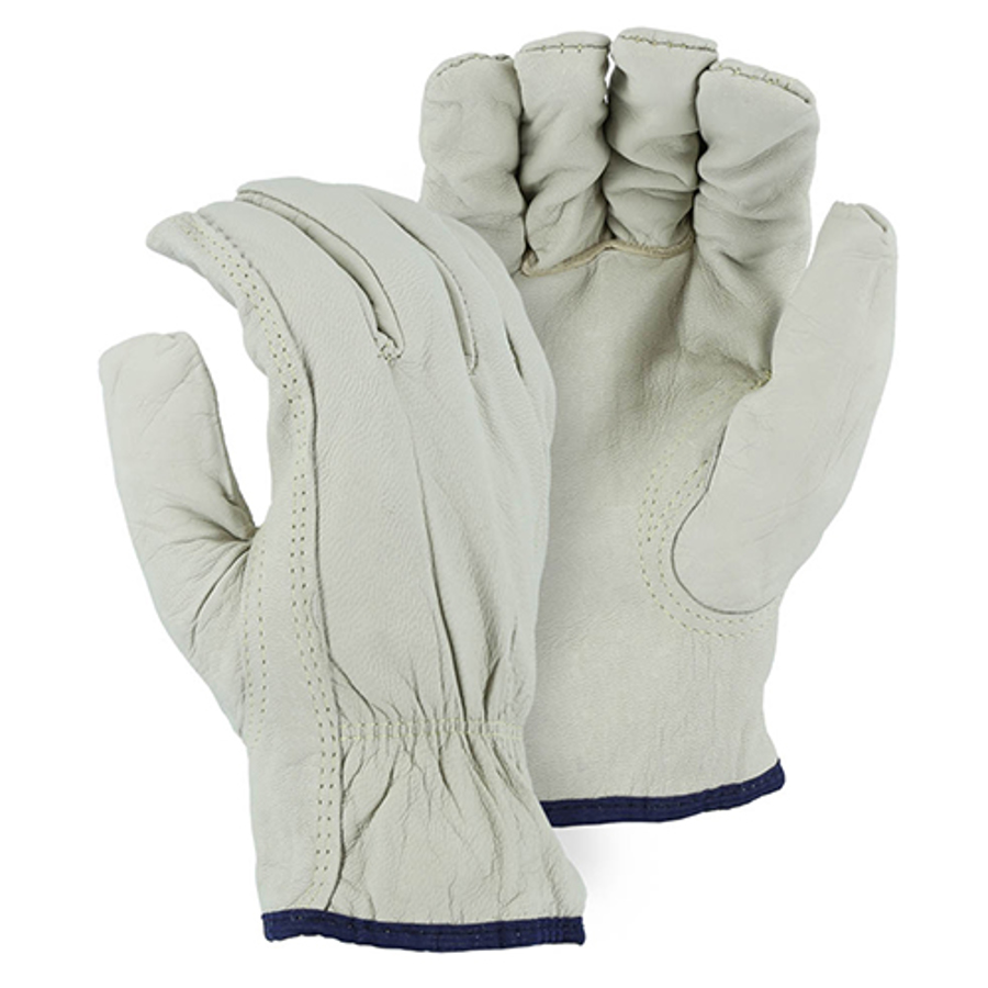 1554KV Goatskin Drivers Glove with Cut Resistant Lining
