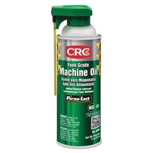 CRC Food Grade Machine Oil, 16 oz, Aerosol Can