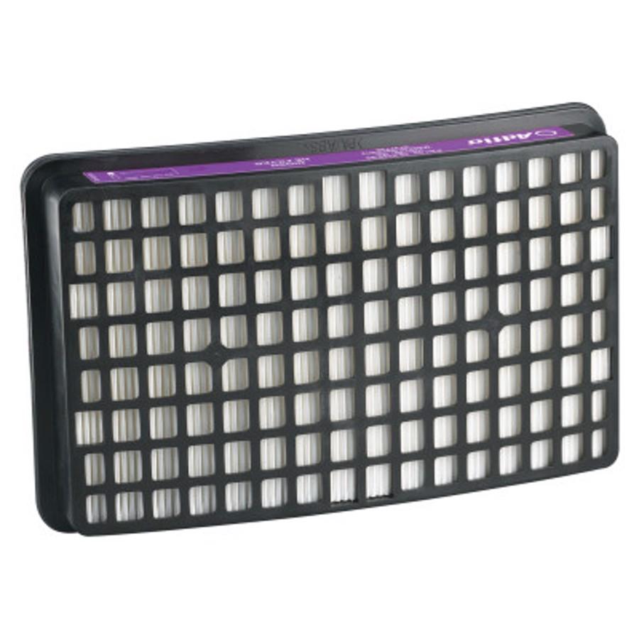 Adflo PAPR High Efficiency Particulate Filter, Magenta, 36/Case