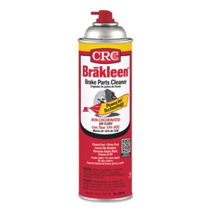 50 State Formula Brakleen Brake Parts Cleaners, 20 oz Aerosol Can