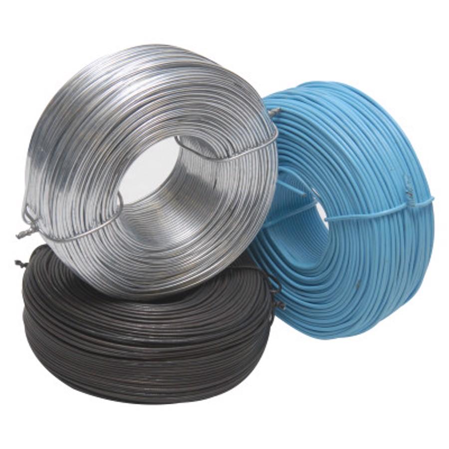 16 Gauge Black Annealed Tie Wires, 3 1/2 lb