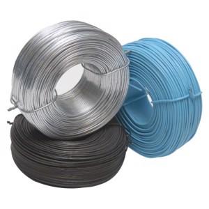 14 Gauge Black Annealed Tie Wires, 3-1/2 lb