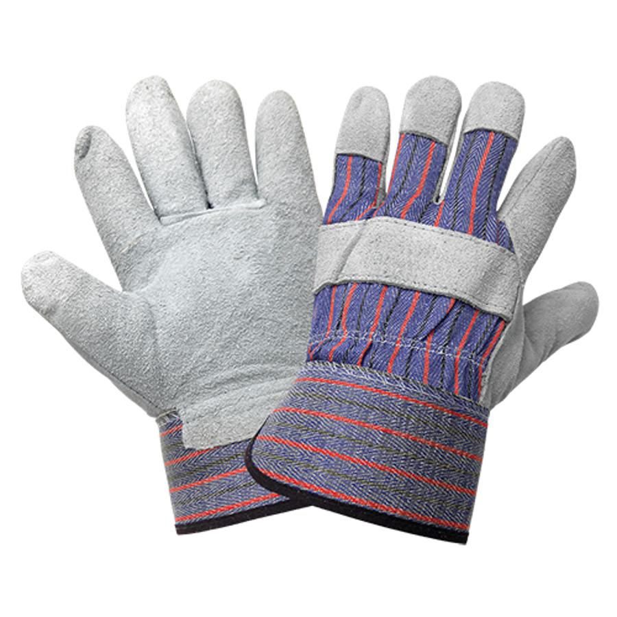 2300-LT- Leather Palm, Gunn Cut Glove