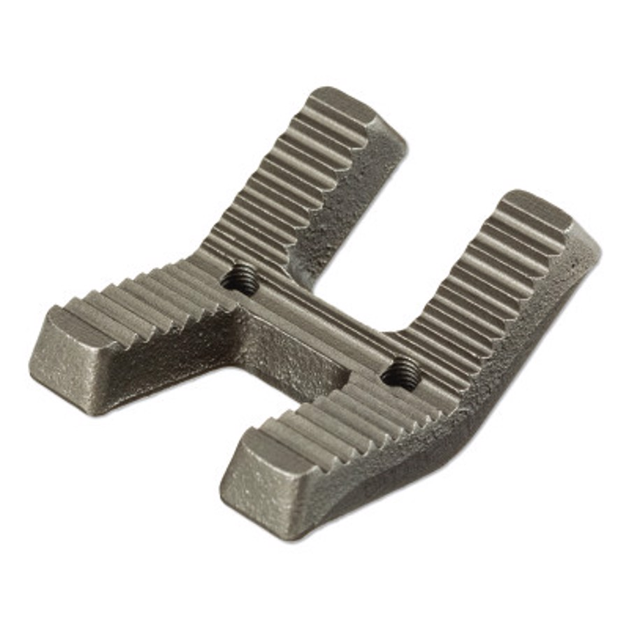 450 Tristand Chain Vise Jaws, Jaw, 1/8 in - 5 in