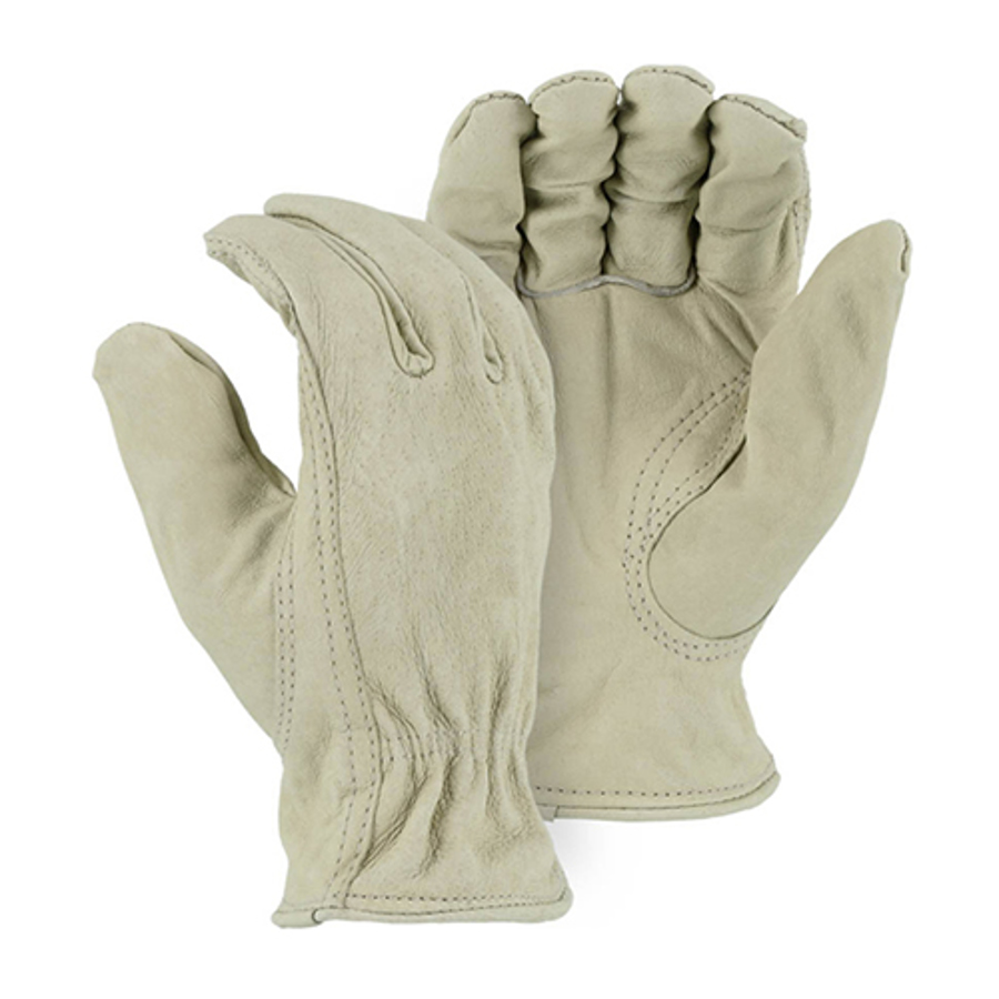 1510P Top Grain Pigskin Drivers Glove
