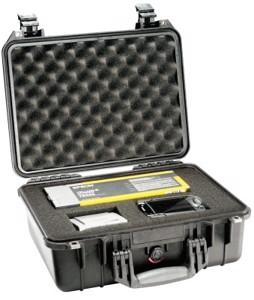 Medium Protector Cases, 1450 Case, 10.18 in x 6 in x 14.62 in, Black