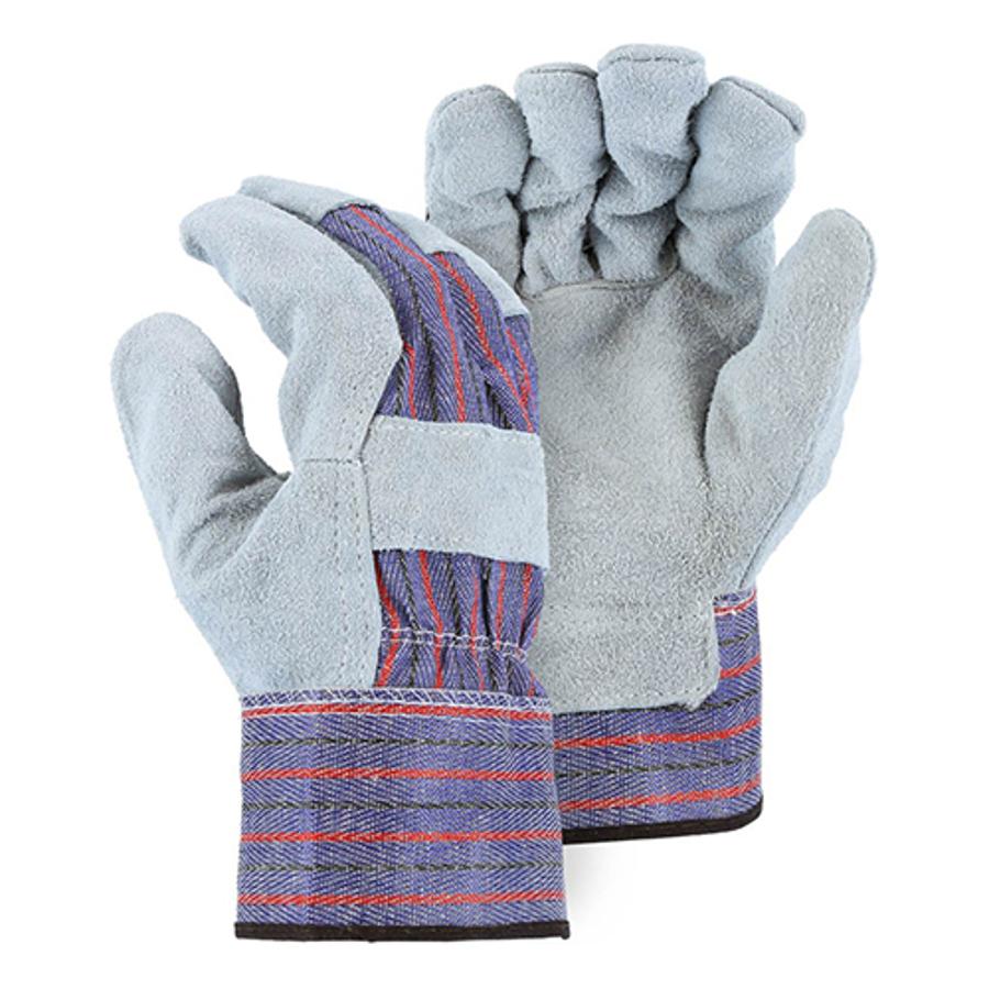 3501C Split Cowhide Leather Palm Work Glove