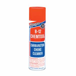 B-12 Chemtool Carburetor/Choke Cleaner, 16 oz Aerosol Can