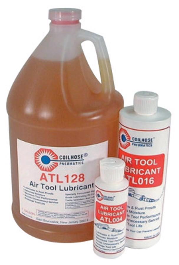 Air Tool Lubricants, 128 oz, Bottle