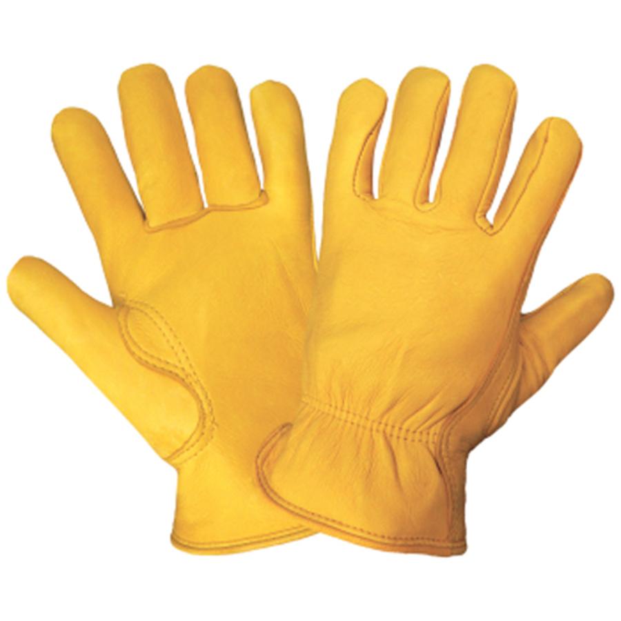 3200D, Leather Deerskin and Goatskin Drivers Deerskin Drivers Glove