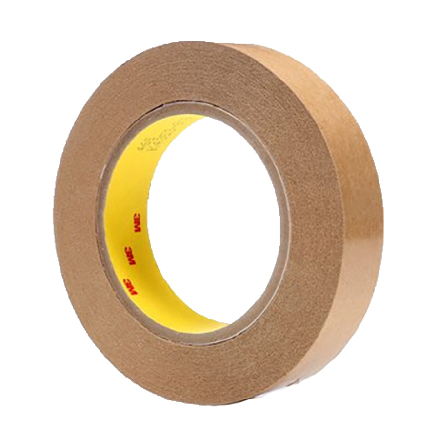 Adhesive Transfer Tape 465 Clear, 1 in x 60 yd 2.0 mil