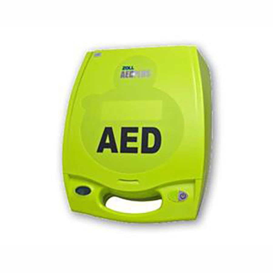 AED Pus Semi Automatic Defibrillator w/ Case and RX Prescription, 8000-004007-01