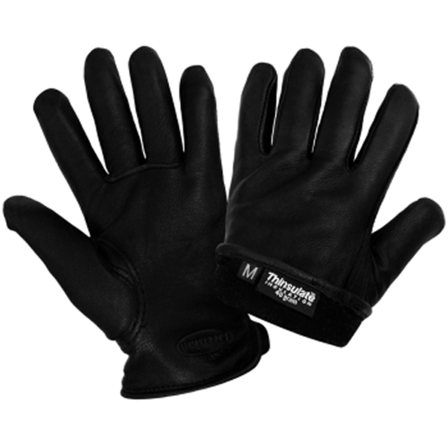 3200DTHB, Deerskin Insulated Driver Glove