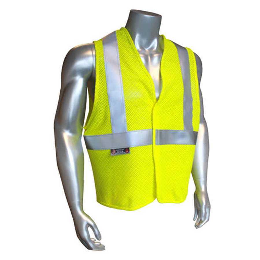 Anti-Static Mesh FR Safety Vest SV92AS
