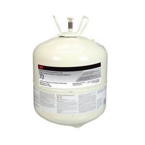 Spray Adhesive, Holdfast 70, 27.3 LB